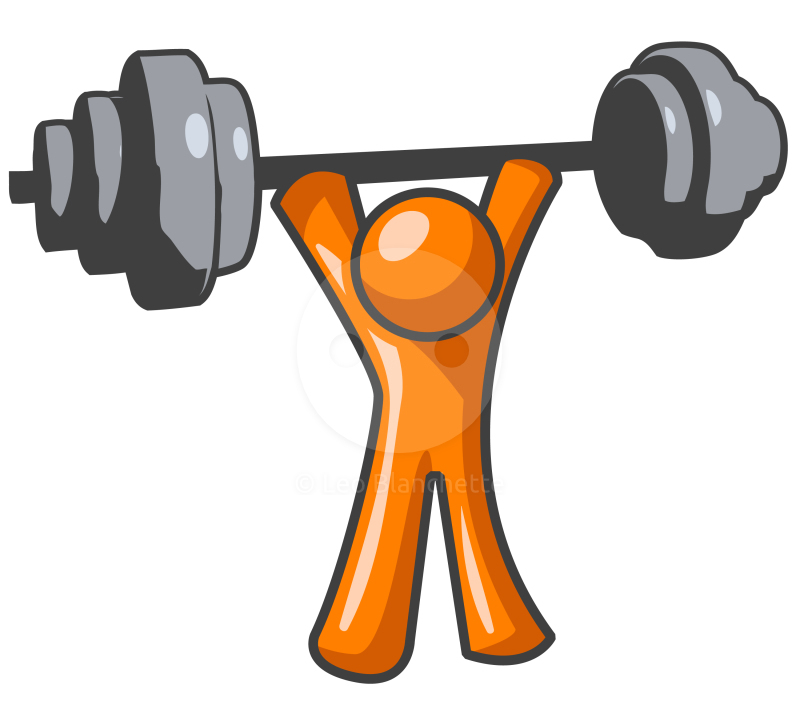 clipart free download Muscles clipart strenth. Bicep muscular strength exercise