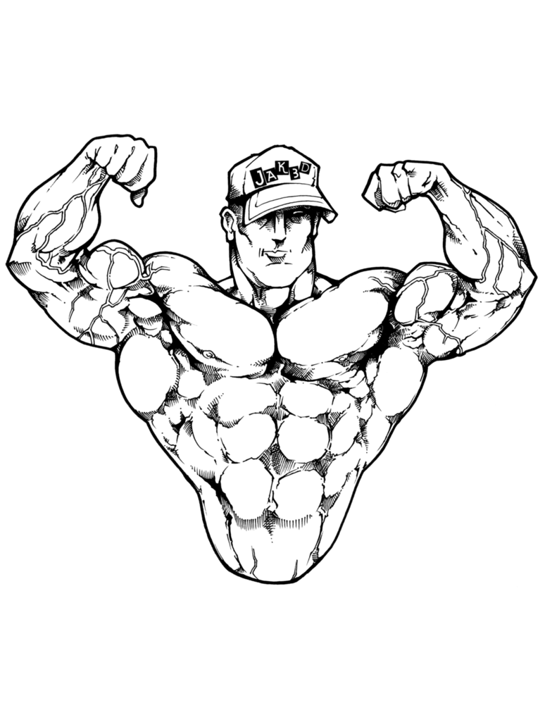 picture freeuse stock Double by bigmdesign on. Bicep drawing