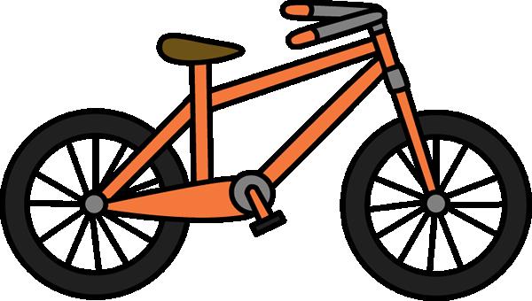 vector transparent download Bicycle Clip Art