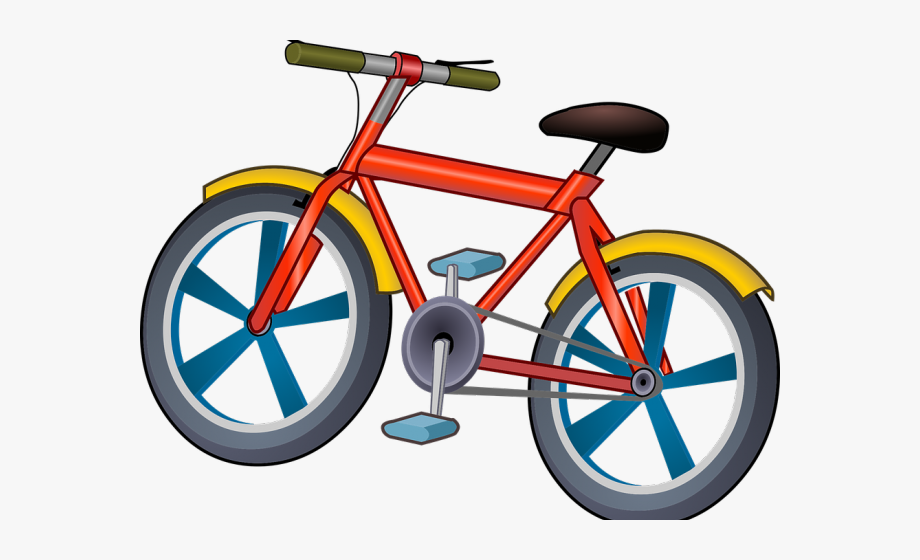svg transparent Bicycle clipart. Small bike birthday party.