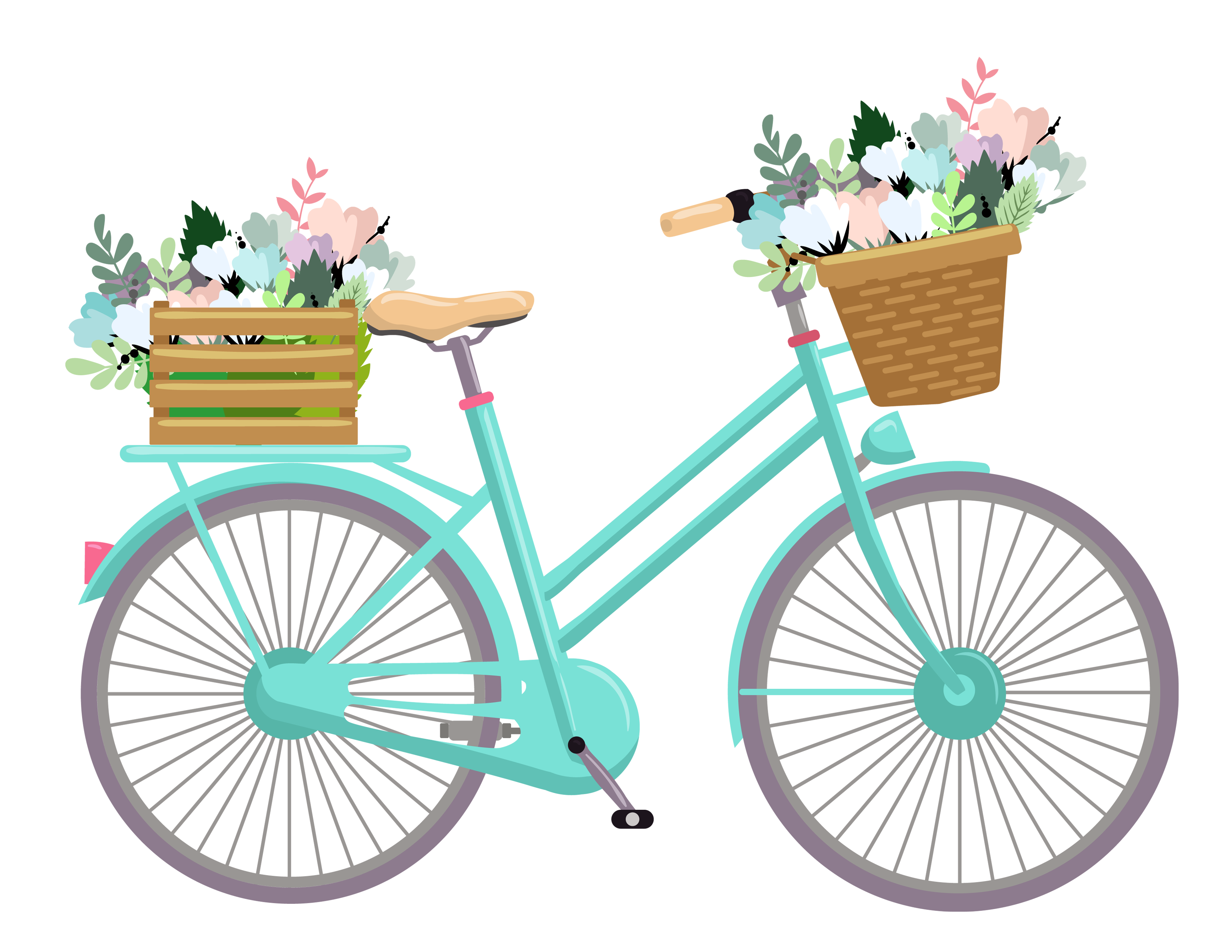 image library stock Www freeprettythingsforyou com wp. Bicycle clipart non living thing.