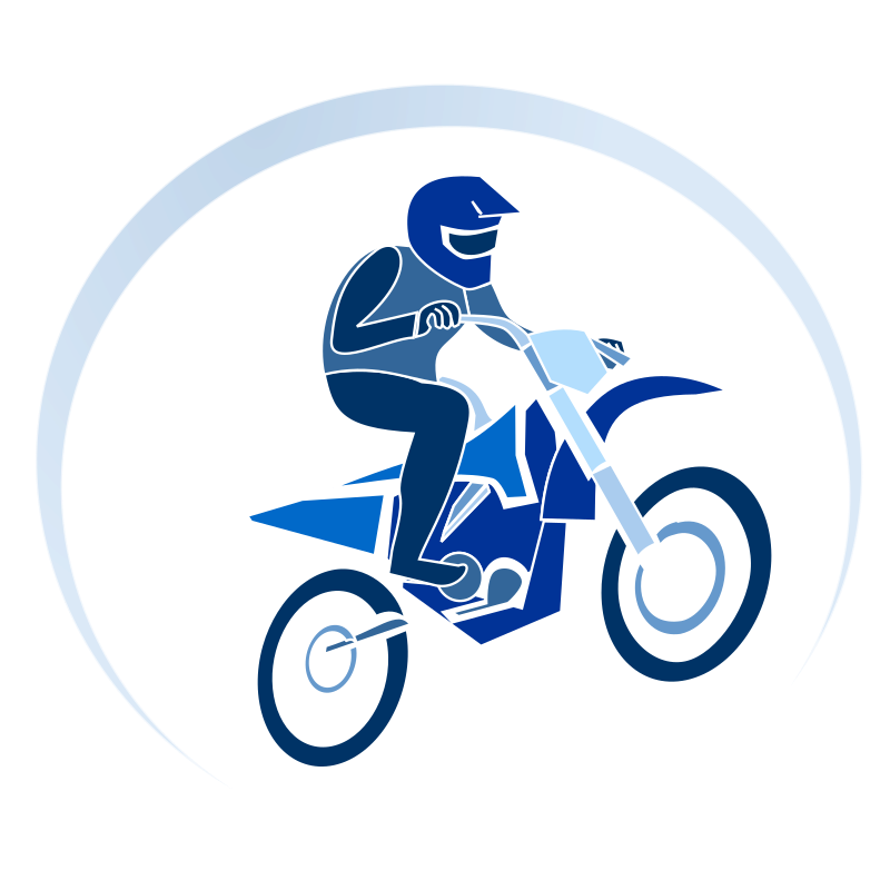 svg royalty free Dirt Bike Clipart at GetDrawings