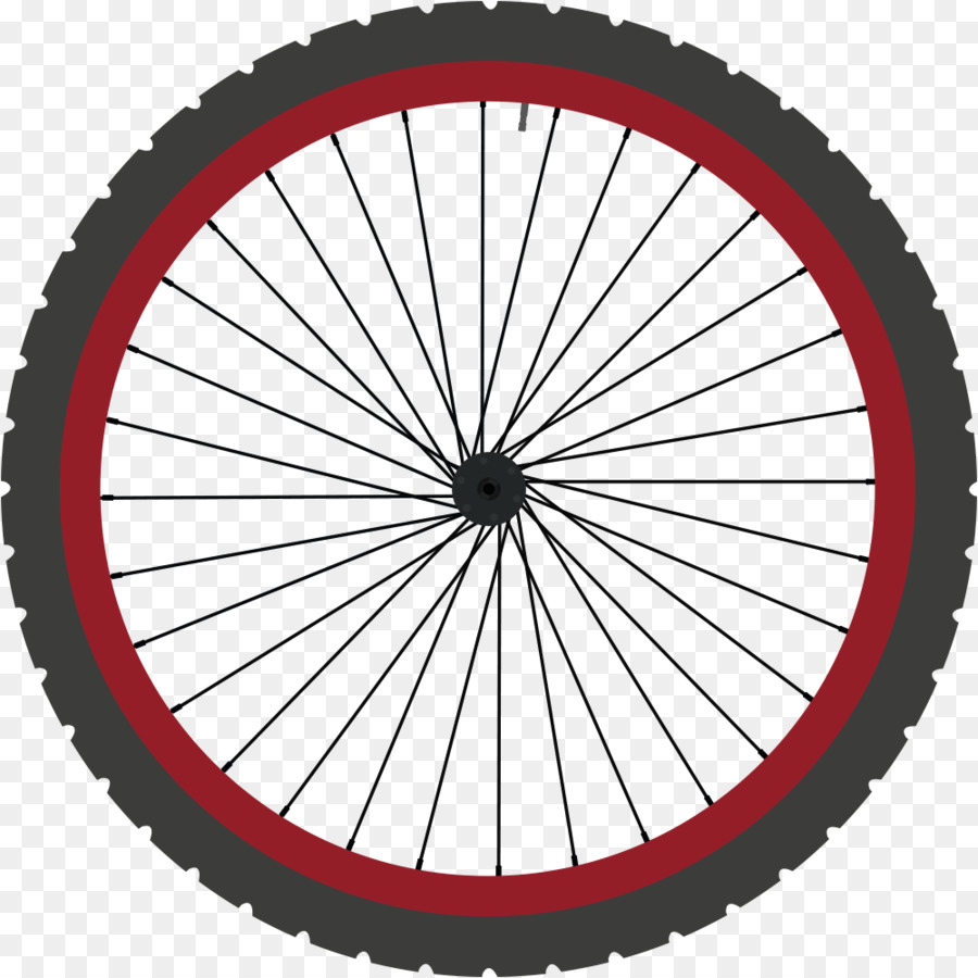 graphic transparent Circle background frame bicycle. Bike wheel clipart.