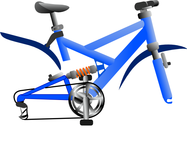 banner library library Bike wheel clipart. No clip art at.
