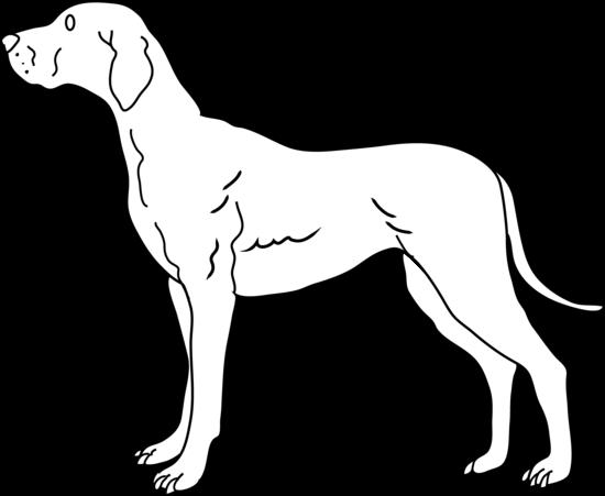 freeuse stock Big Dog Clipart