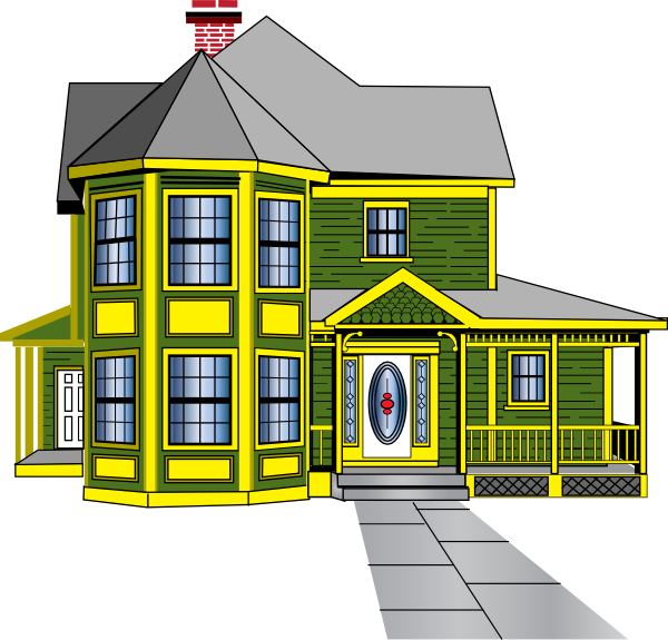 jpg royalty free download Gingerbread House Clip Art at Clker