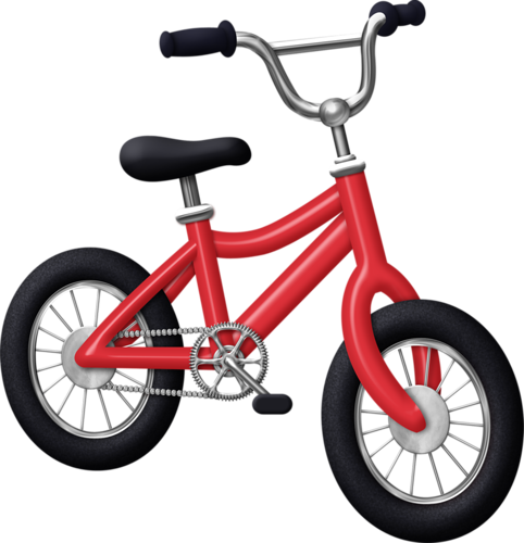 clip stock Cycling childrens free on. Bike clipart