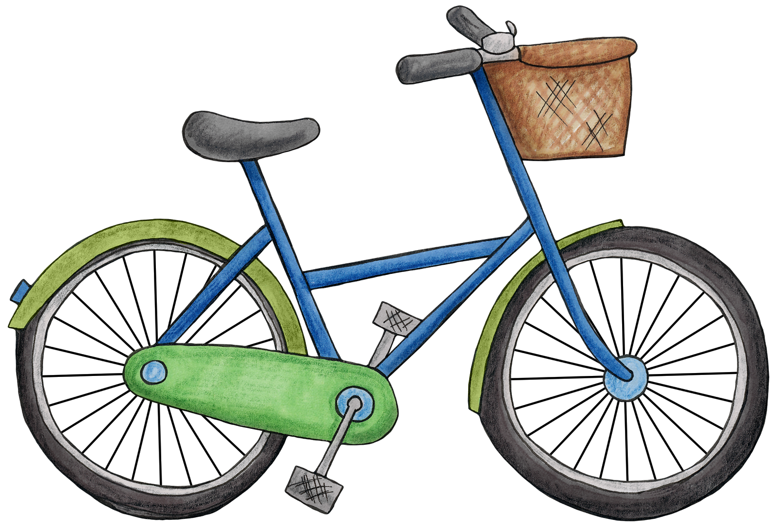 clip art library download Bike clipart. Bicycle png images free.