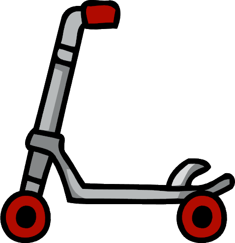 svg library stock Scribblenauts on google search. Bike clipart bike scooter.