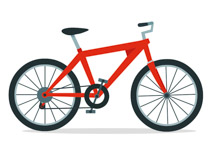 clipart freeuse stock Sports free to download. Bicycle clipart