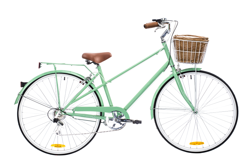 stock Vintage bike png