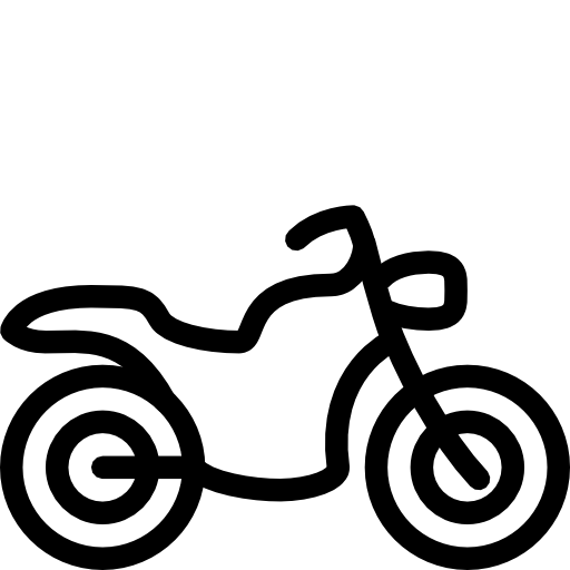 vector library download Motorcycle Easy Drawing at GetDrawings