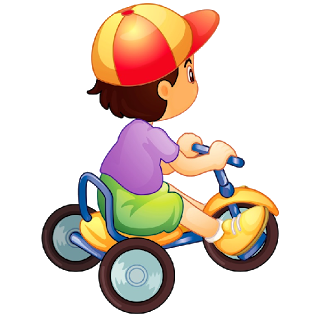 vector transparent stock Biking clipart baby. Boy on bicycle cute