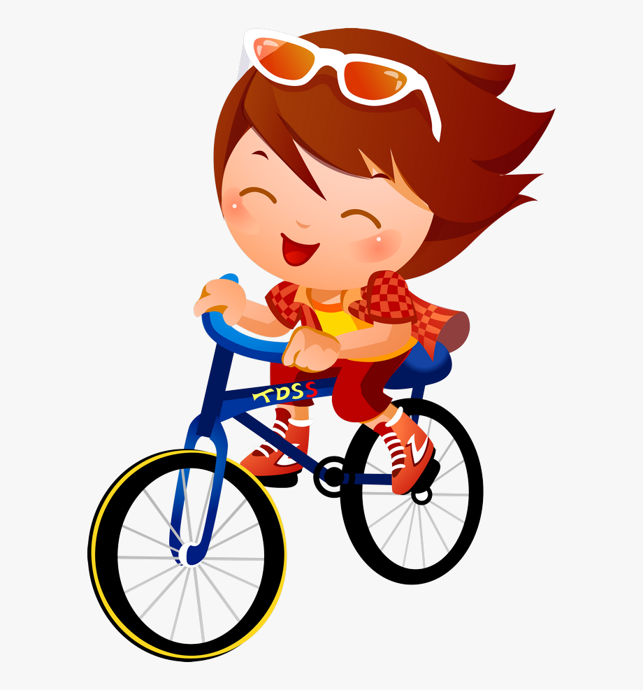 jpg freeuse download Biking clipart baby. Bicycle kids clip art