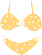 clipart freeuse download Bikini clipart. Summer clip art images.