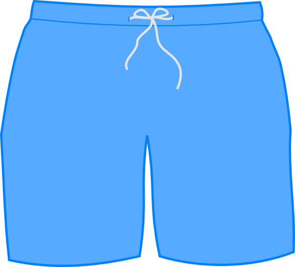 banner transparent Swim at clkercom vector. Trunk clipart swimming shorts