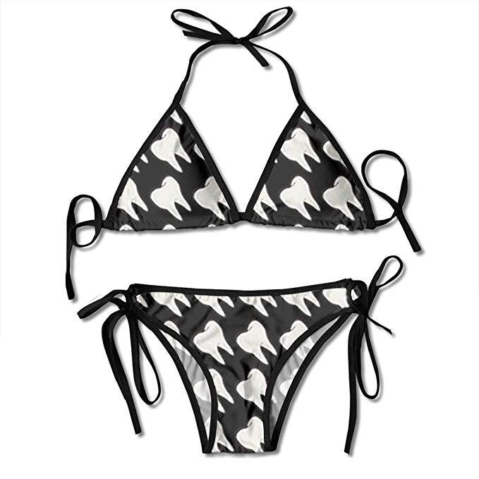 clip art free Bikini drawing black and white. Amazon com newkow women