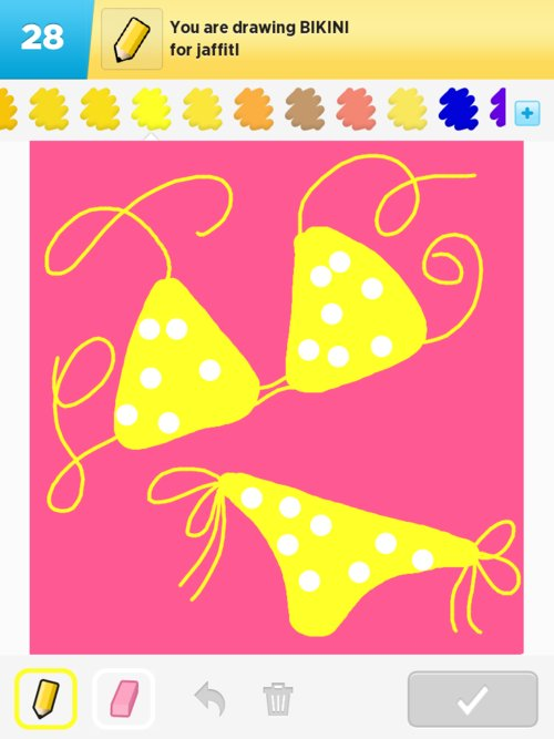 picture download Drawings the best and. Bikini drawing draw something