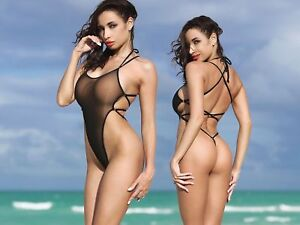 jpg freeuse stock Details about ts exotic. Bikini transparent extreme