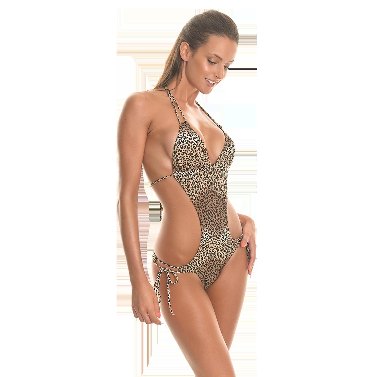 vector freeuse Felina brazilian swimwear. Bikini transparent one piece