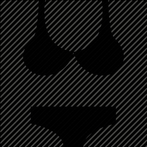 png royalty free Bikini vector swimwear. Summer by boris farias