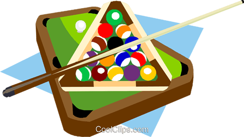 jpg freeuse stock Billiards clipart. Pool table at getdrawings