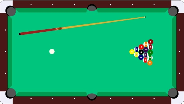 image free library Svg transparent free for. Billiards clipart billiard room.