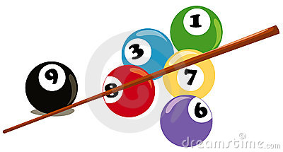 graphic freeuse stock Billiards clipart pool stick. Free download best on.