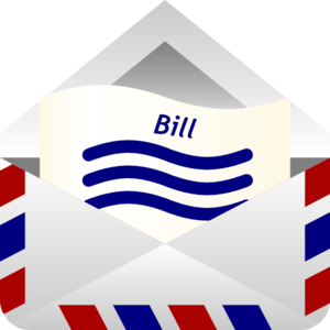 svg royalty free stock Bill clip art at. Bills clipart