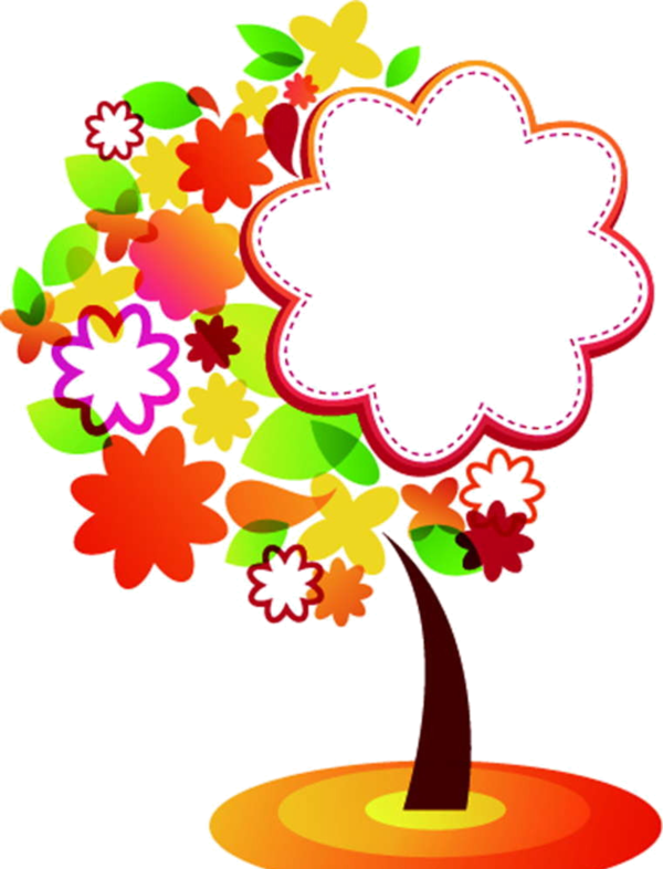 vector library library Binder clipart 3in. Arbre png clip art.