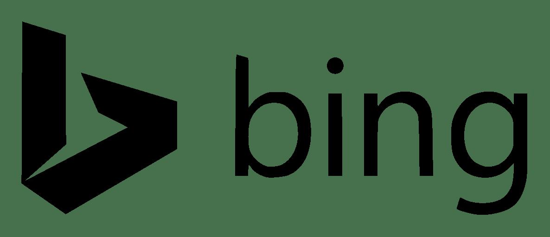 svg royalty free Bing clipart symbol. Logo transparent png stickpng.