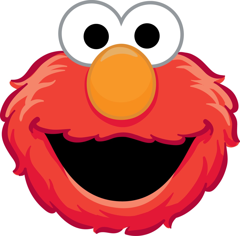 graphic library Elmo Birthday Clip Art