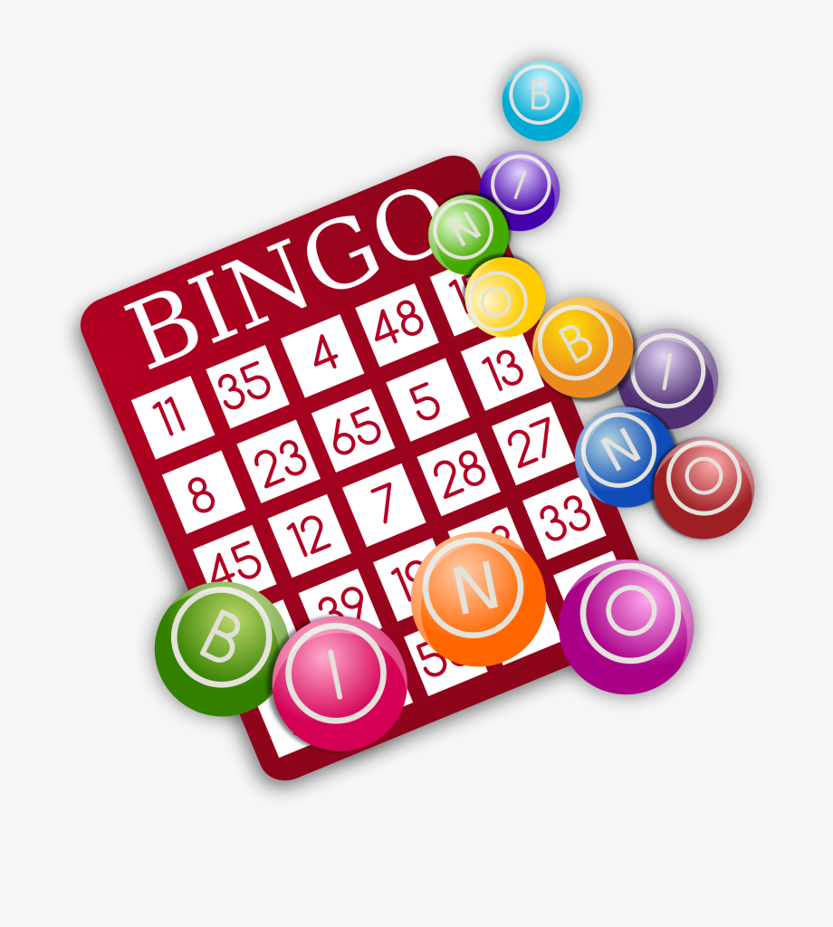 clipart royalty free library Card free . Bingo clipart