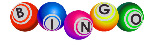 banner free stock Balls png image gambling. Bingo vector transparent background