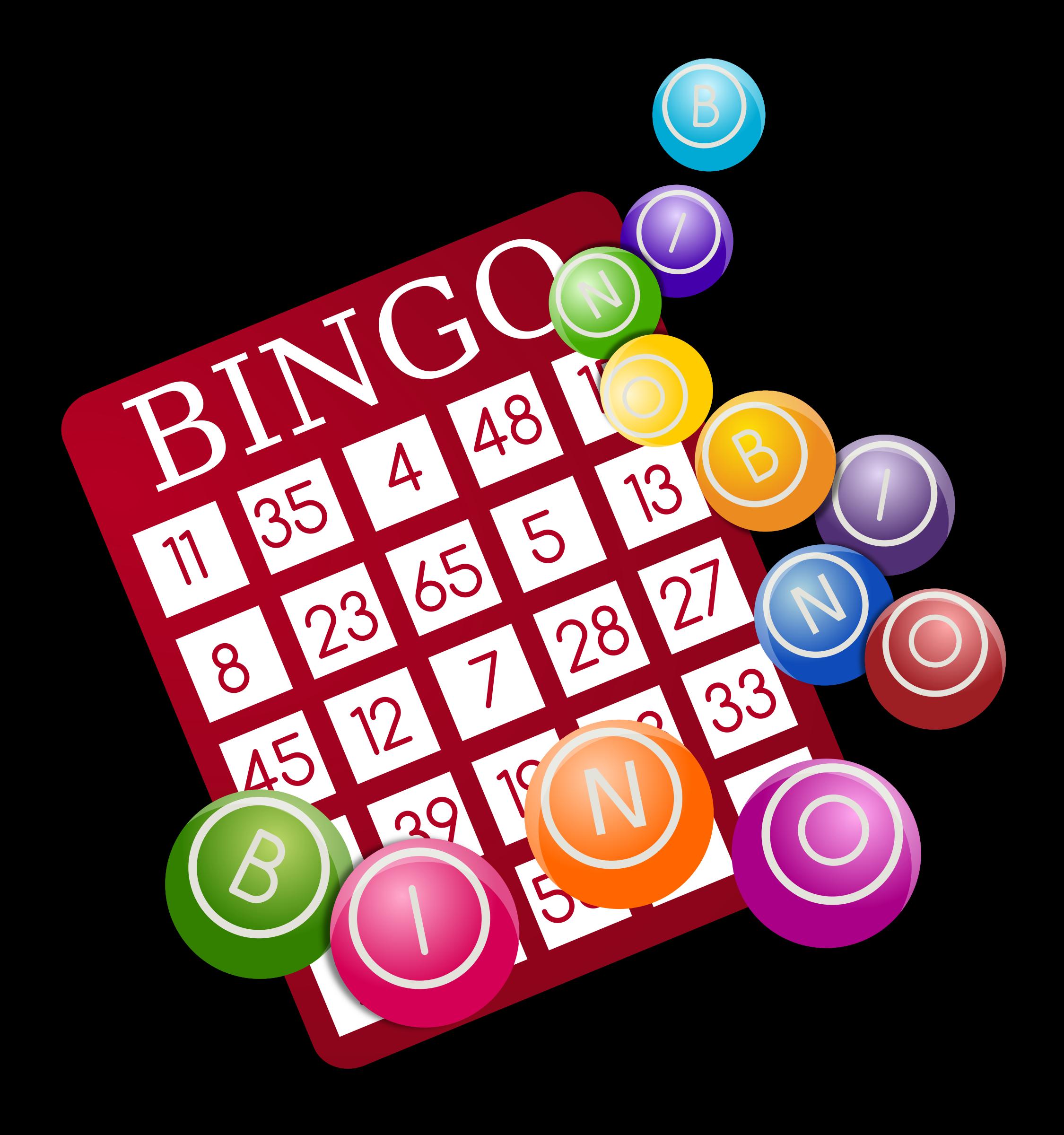 banner free Clipart big image png. Bingo vector card