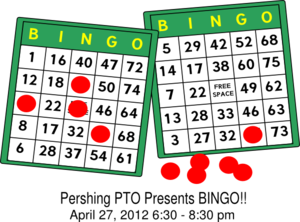 svg free download Pershing clip art at. Bingo vector text