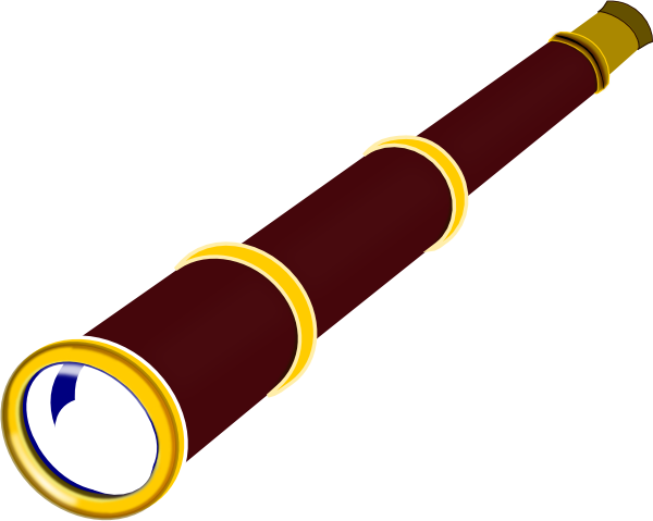 jpg free stock Pirate Binoculars Clip Art at Clker