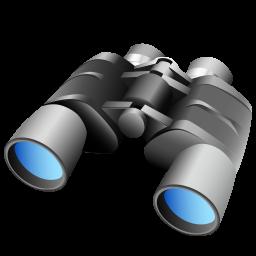 clip art free Icon myiconfinder. Binoculars clipart explorer jungle.
