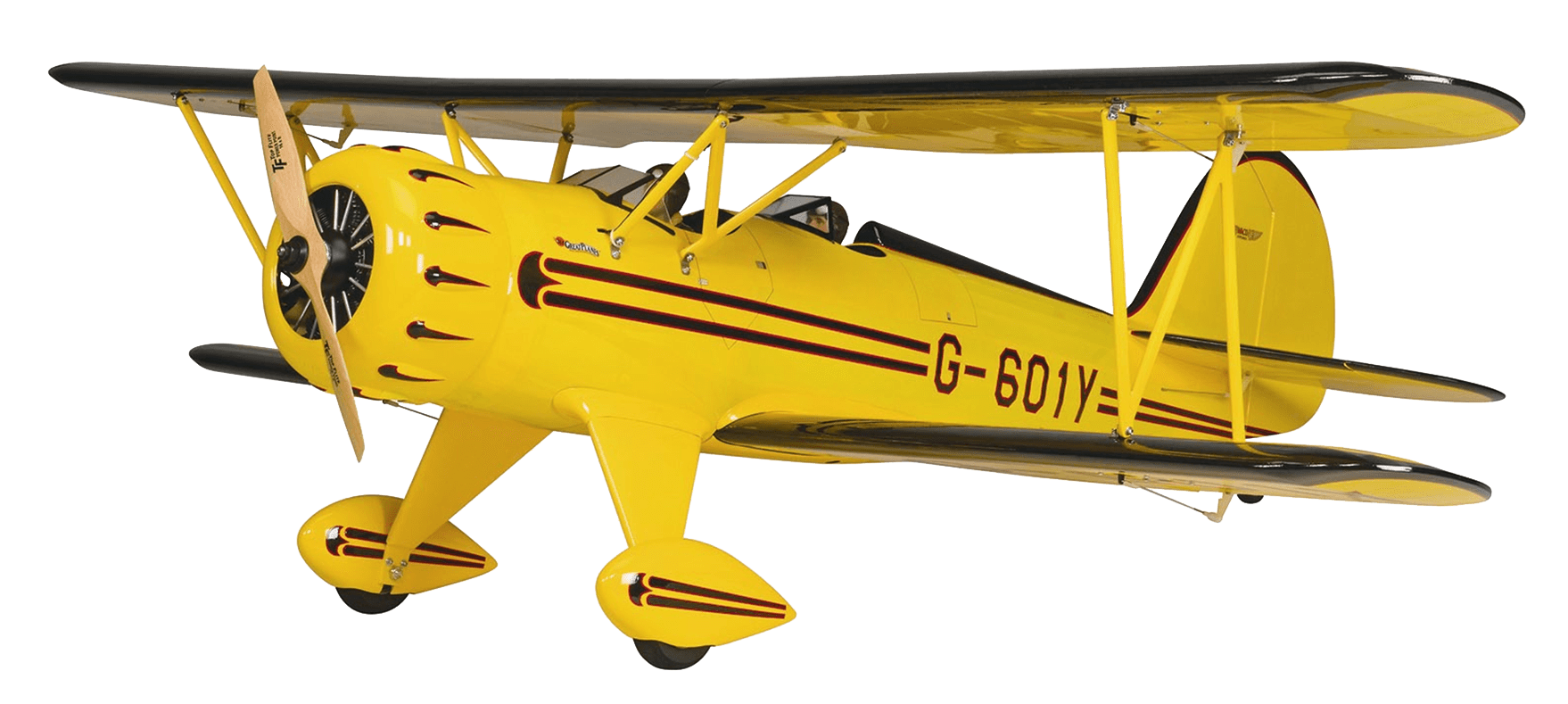 graphic royalty free download Airplane png photos. Biplane clipart yellow.