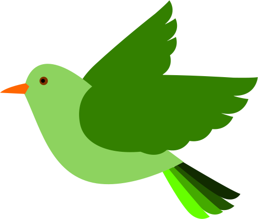 png free library Transparent . Bird clipart.
