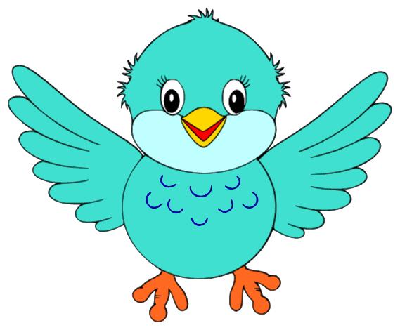 clip transparent Bird clipart. Clip art cute little.