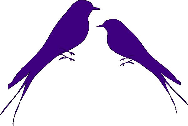 clip art Love Birds Clip Art at Clker
