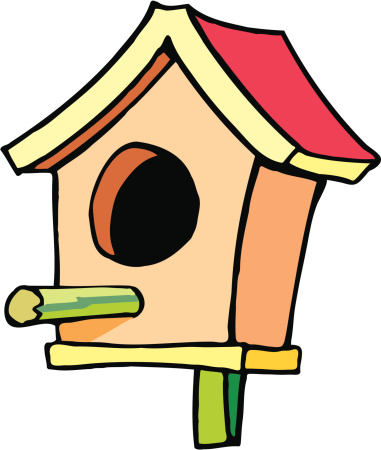 image transparent download Birdhouse clipart. Free download best on