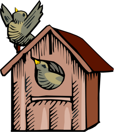 transparent stock Cilpart splendid uncategorized page. Birdhouse clipart