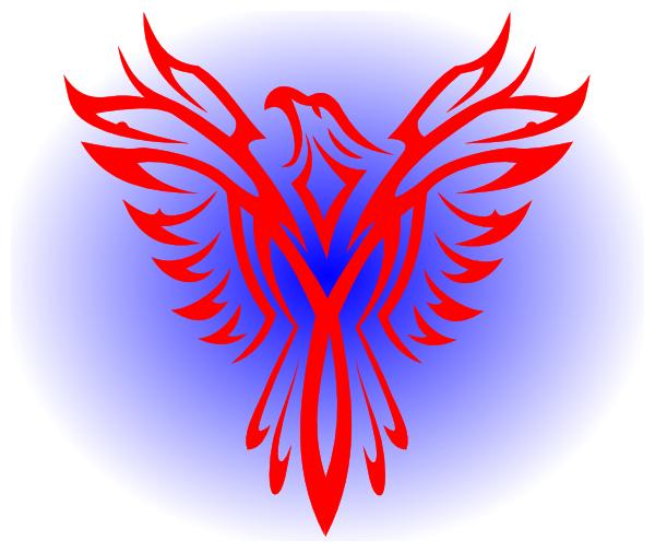 image freeuse Red Phoenix Bird