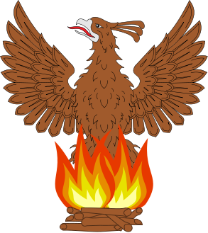 picture royalty free download phoenix svg coat #115001043