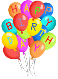 graphic freeuse library Clip art and free. Birthday clipart.