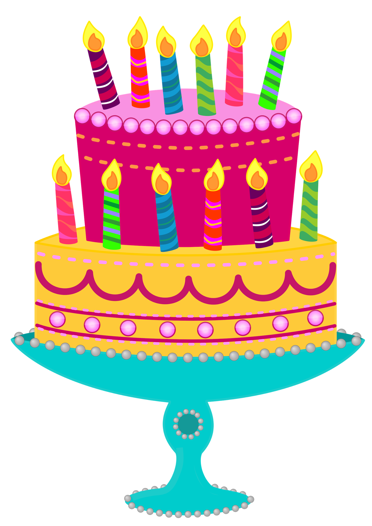 clip art library download Cheers clipart party. Free cake images cliparts.