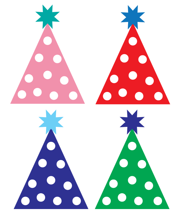 clip art free library Free party hat clipart