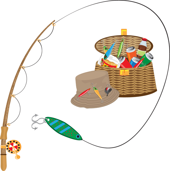 clip art library stock Free birthday cliparts download. Fishing clipart couple.